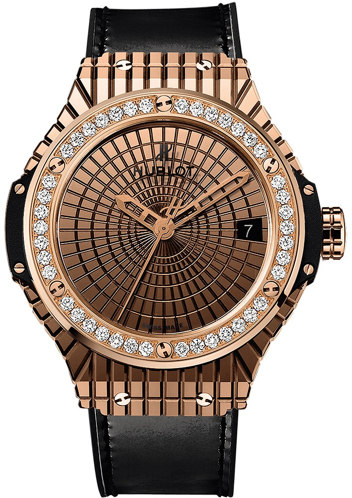 Replica Hublot 346.PX.0880.VR Mens Gold Luxury Watches
