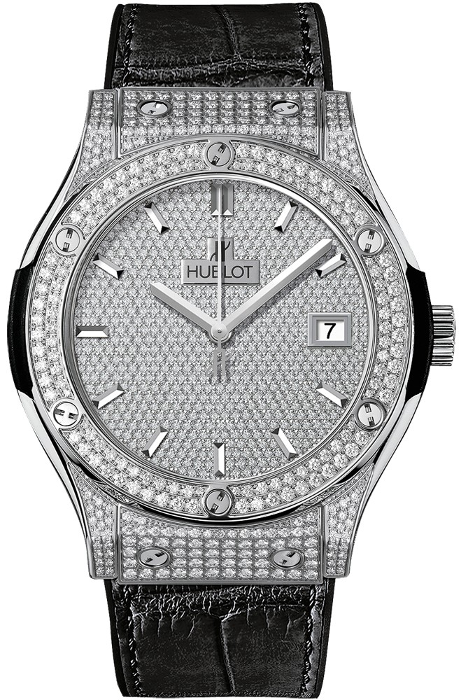 Replica Hublot 521.NX.9010.LR.1704 Mens Titanium Luxury Watches