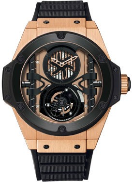 Replica Hublot 705.OM.0007.RX 18K King Gold Luxury Watches