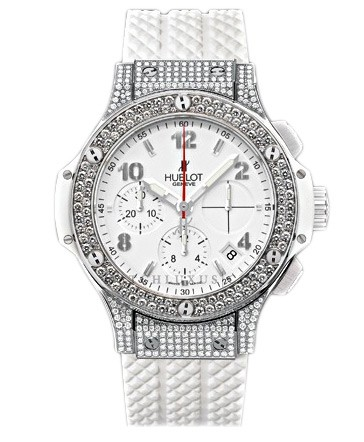 Replica Hublot Big Bang 341.SE.231.LS.174 Stainless Steel With 198 Diamonds Luxury Watches