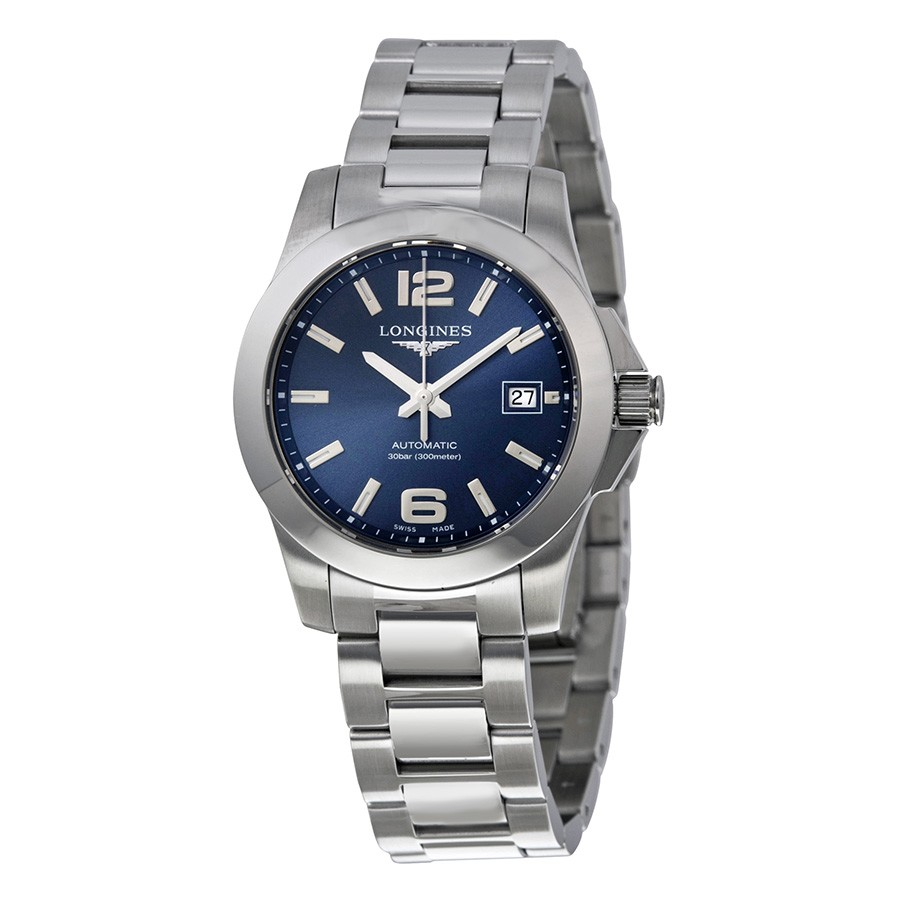 Replica Longines Conquest L3.276.4.99.6 Ladies Scratch Resistant Sapphire Casual Watches