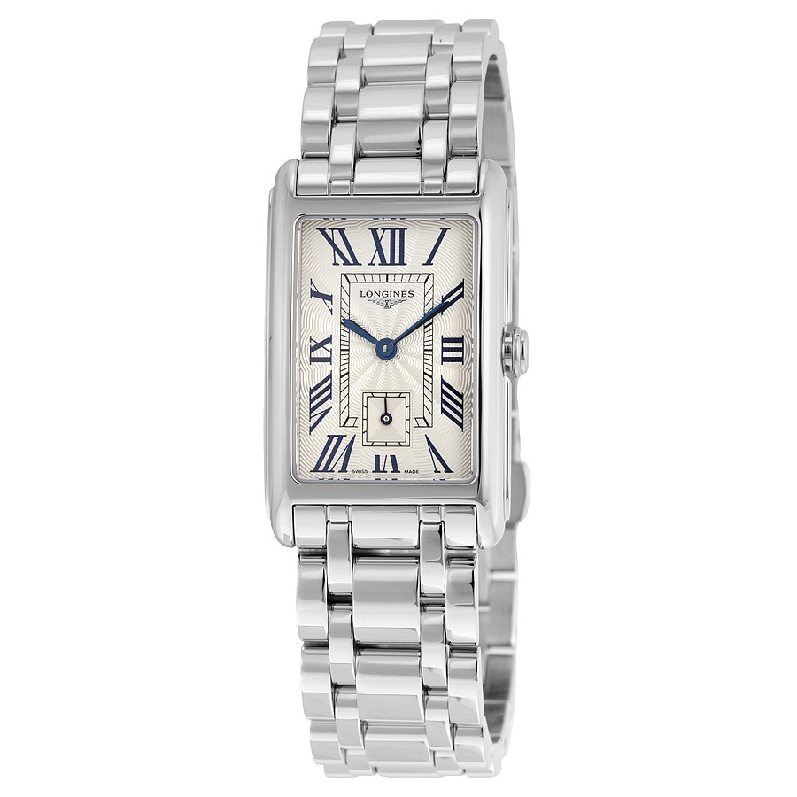 Replica Longines DolceVita L55124716 Ladies Stainless Steel Dress Watches
