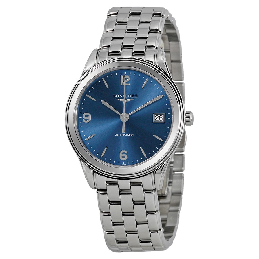 Replica Longines Heritage Collection L47744966 Mens Blue Dress Watches