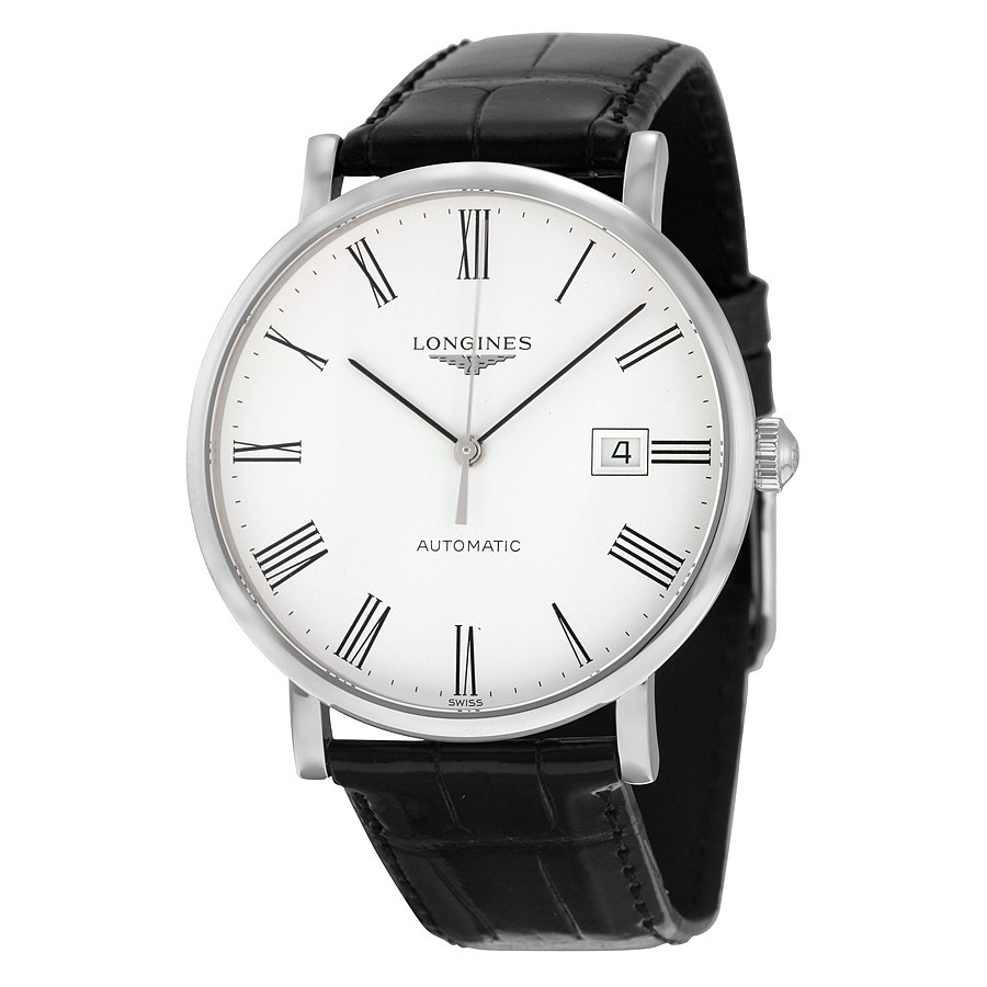 Replica Longines L49104112 Mens Stainless Steel Luxury Watches