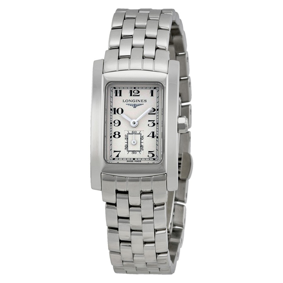 Replica Longines L5.155.4.73.6 Ladies White Luxury Watches
