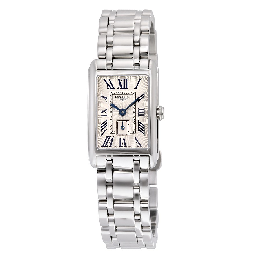 Replica Longines L52554716 Silver Dress Watches