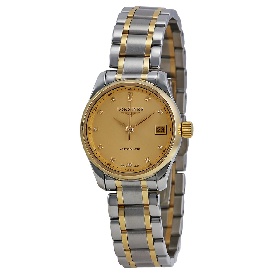 Replica Longines Master Collection 21285377 Ladies Automatic Dress Watches