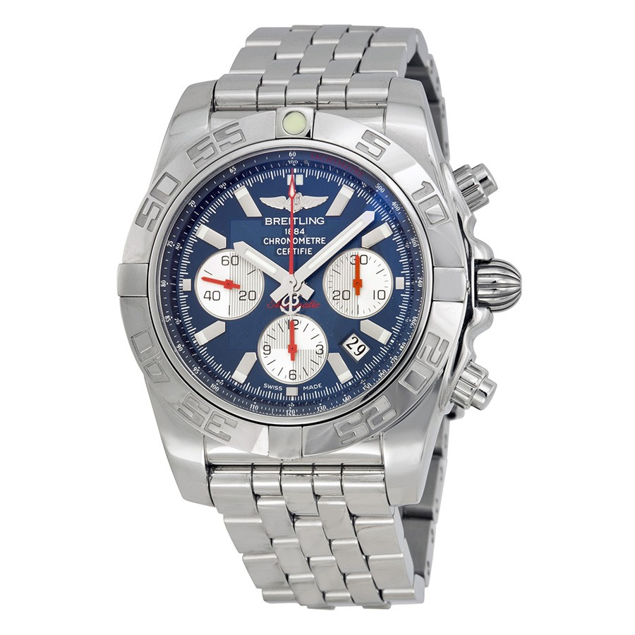 Replica Mens Breitling Chronomat Casual Watches AB01106A-C867SS