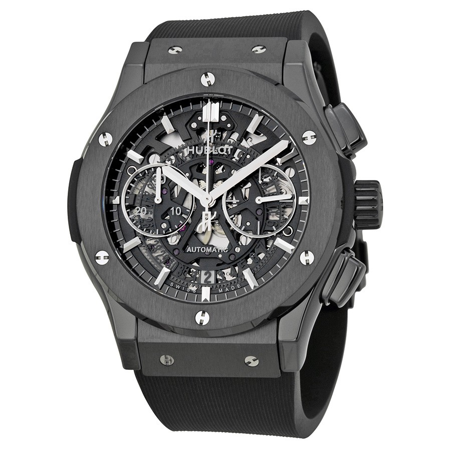 Replica Skeleton Hublot Classic Fusion 525.CM.0170.RX Luxury Watches Mens