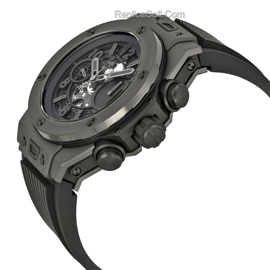45.5 mm Hublot 411.CI.1110.RX Mens Luxury Watches