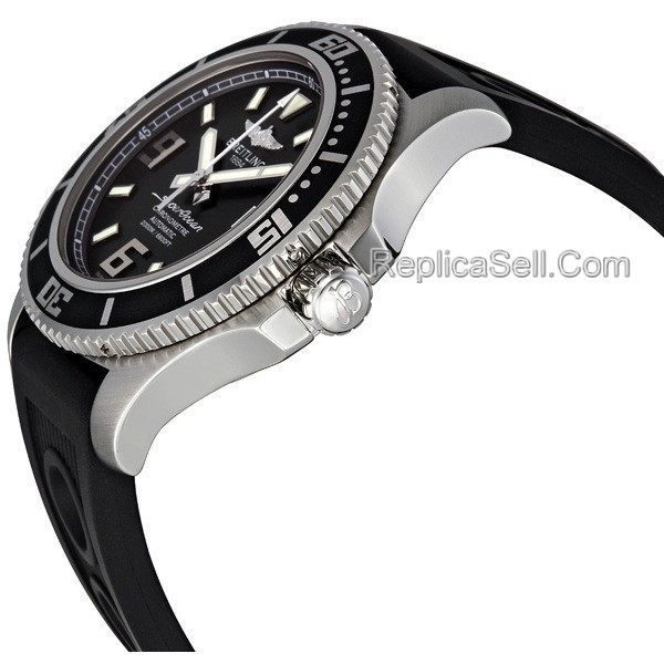 Automatic Breitling Superocean Mens 44 mm Casual Watches