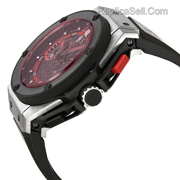 Automatic Hublot UEFA Euro Mens 48 MM Luxury Watches