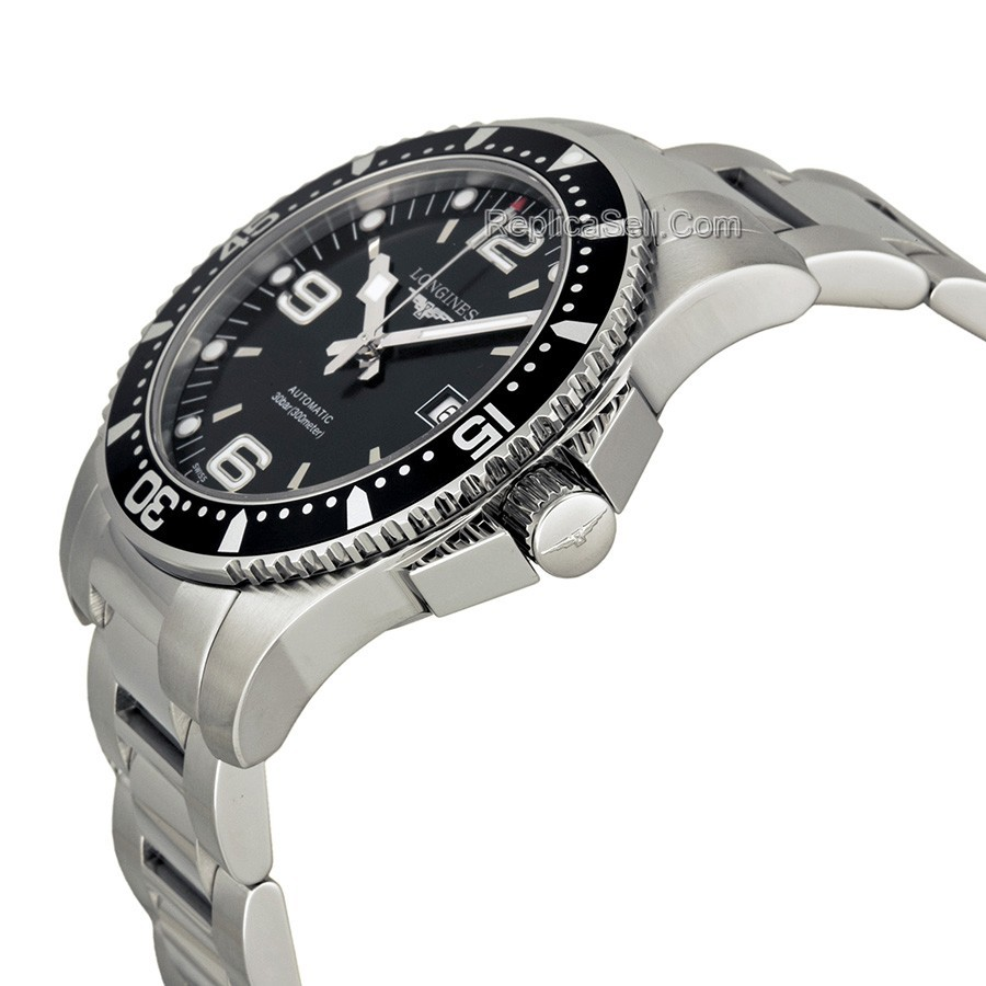 Automatic Longines HydroConquest Mens 41 mm Sport Watches