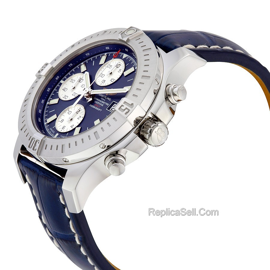 Breitling A1338811-C914BLCT Mens Stainless Steel Luxury Watches