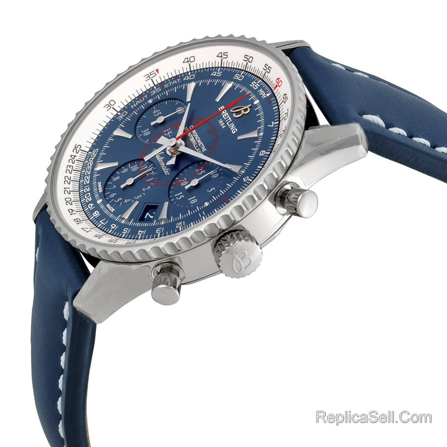 Breitling AB0130C5-C894BLLD Blue Luxury Watches