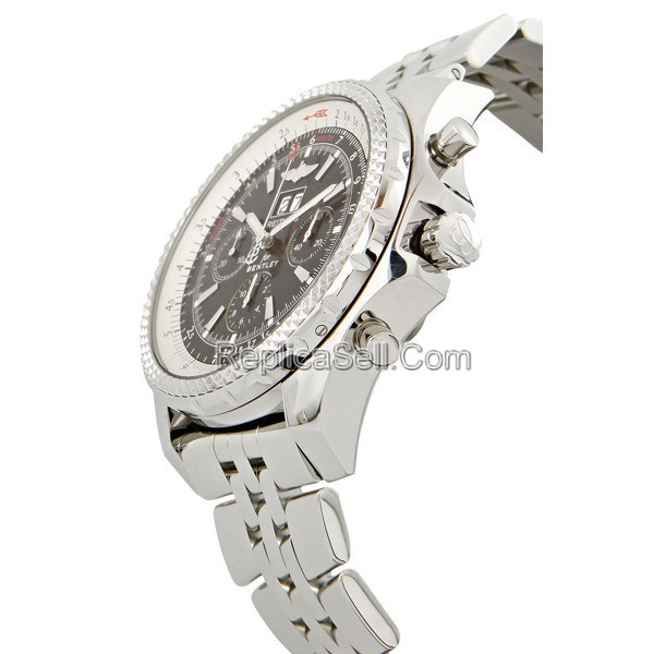 Breitling Breitling For Bentley A4436212-B728-990A Mens Cambered Sapphire Sport Watches
