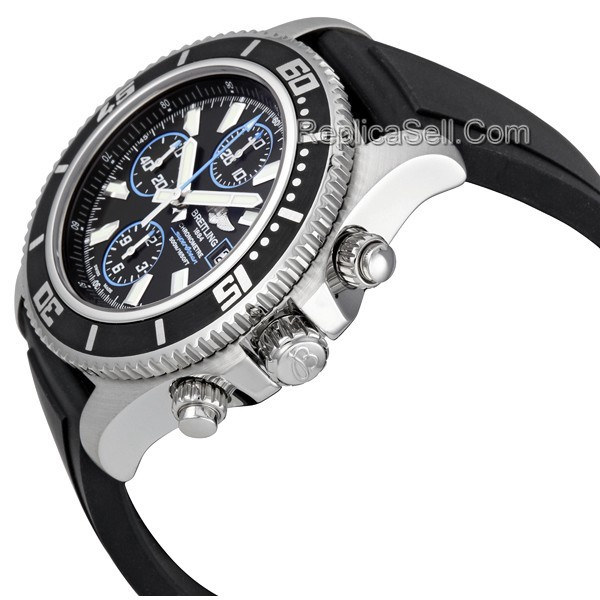 Breitling Superocean A1334102/BA83 Mens Sapphire Luxury Watches