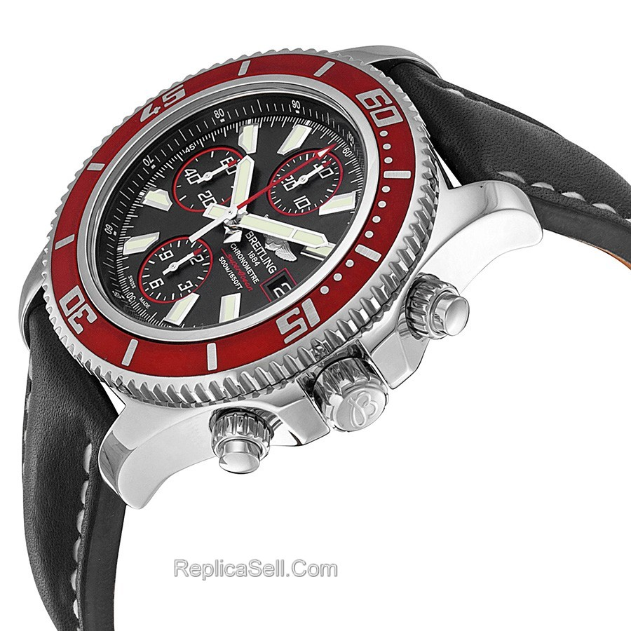 Breitling Superocean A13341X9-BA81 44 mm Luxury Watches