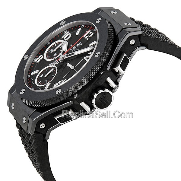 Hublot Big Bang 341.CX.130.RX Black Ceramic Dress Watches