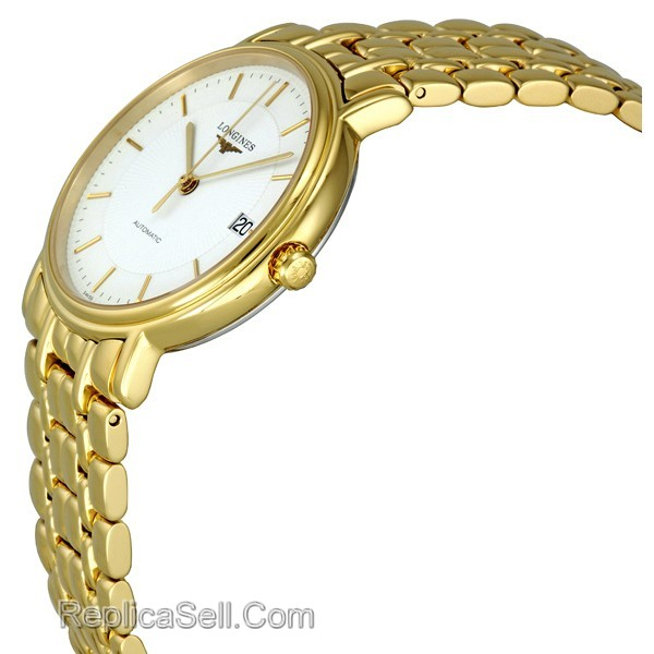 Longines L48212188 Scratch Resistant Sapphire Dress Watches