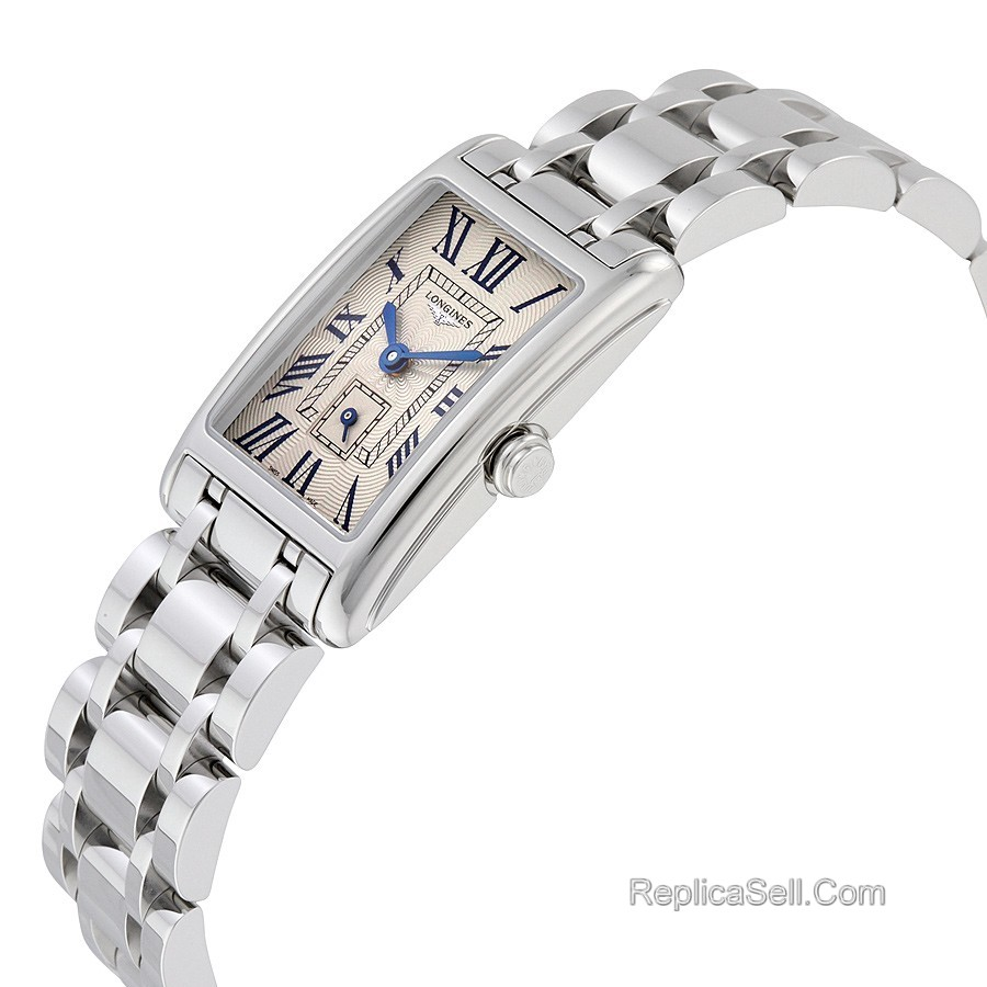 Longines L52554716 Silver Dress Watches