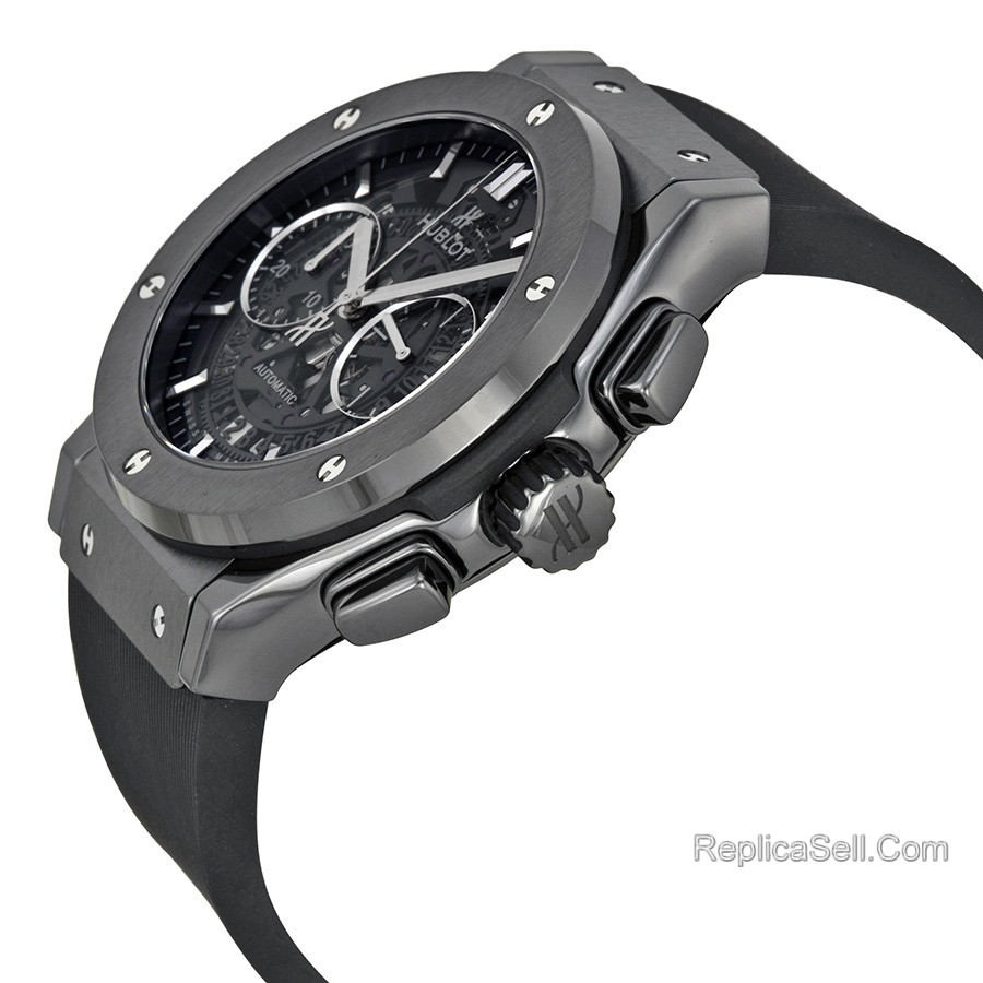 Skeleton Hublot Classic Fusion 525.CM.0170.RX Luxury Watches Mens